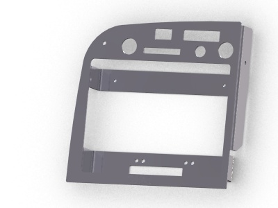 A6 MICROBUS SCREEN MOUNT